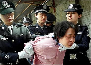 Prisoners In China Are Denied Basic Rights Or Fair Legal Process