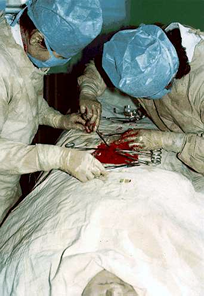 'Birth-Control Surgery' of Uyghur Woman