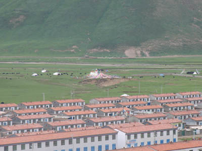 Concentration Camps Await (Golok in Amdo Eastern Tibet)