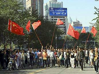 No Bullets And Electric Batons Crushed This Han Chinese Protest
