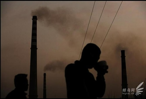 Atmospheric Pollution A Major Killer In China