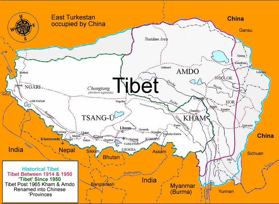an introduction to the issue of china and tibet Tibet profile 16 august 2017 share what is tibet china considers this to be the tibetan autonomous region tibet 'chinese issue' says dalai 10.