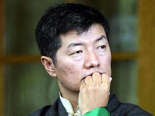 Doctor Lobsang Sangay