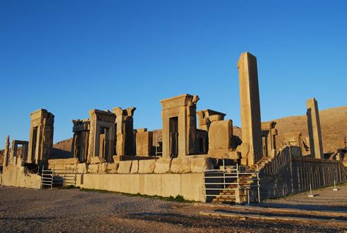 Pārśapura: Persia's Ancient Capital