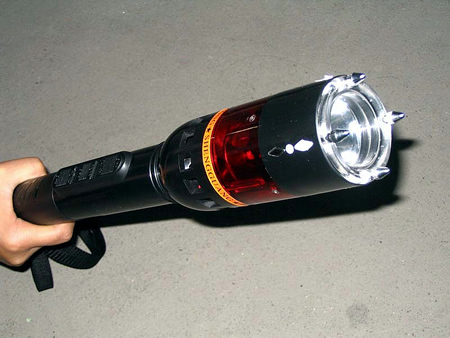 Electric Baton So Commonly Used To Torture Tibetans