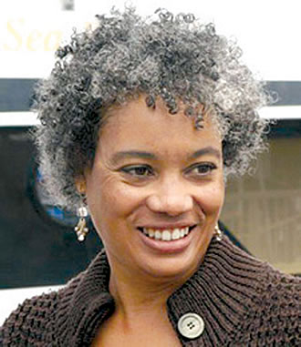 Mayor Marie Gilmore