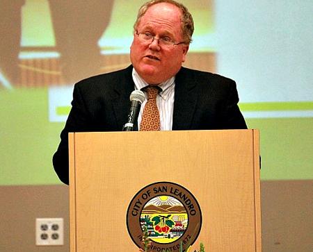 Mayor Stephen  Cassidy