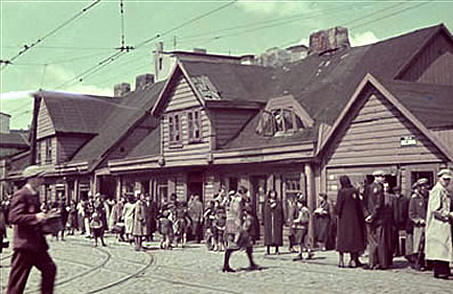 Nazi Germany perpetrated a hoax against the Danish Red Cross by taking them on a tour of the Theresienstadt concentration camp