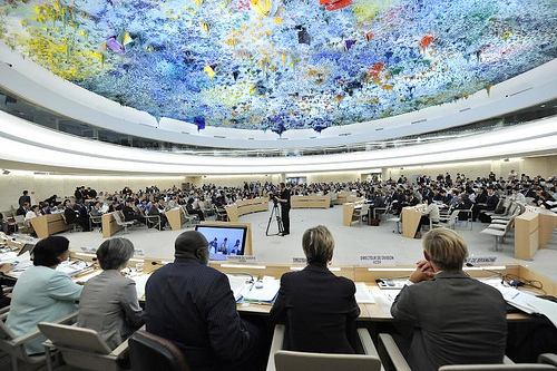 Decision Time For UN Human Rights Council