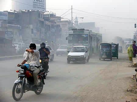 India's Poisoned Roads