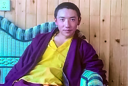 Venerable Tsering Gyal, Self-Immolated For Tibet's National Freedom