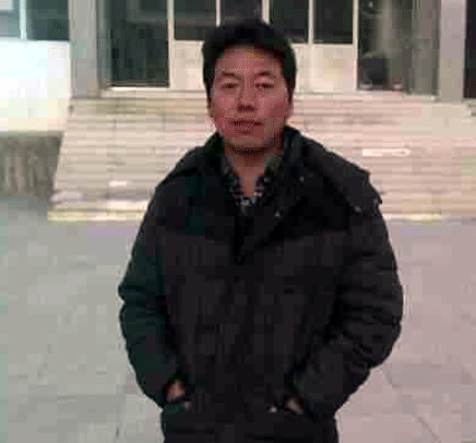 Mr. Phakpa Gyaltsen Sacrificed his life in protest at China's mining of Tibet