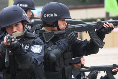 No Freedom In East Turkestan