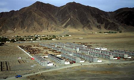 Concentration 'Settlements' For Tibetans