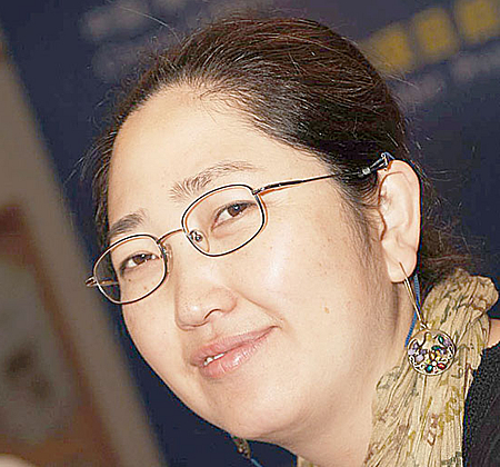 Ms Cai Yiping Silent On China's Forced Sterilizations.