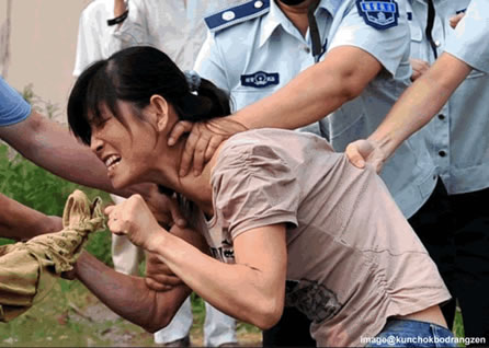Women Are Viciously Denied Reproductive Rights In China