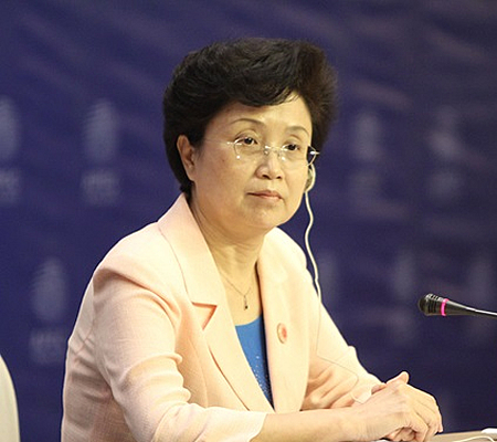 Ms Song Xiuyan A  Favorite Of The UN & Heads China's Forced Sterilizations Program!