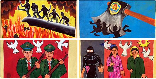 Latest Anti-Uyghur Propaganda From China's Regime