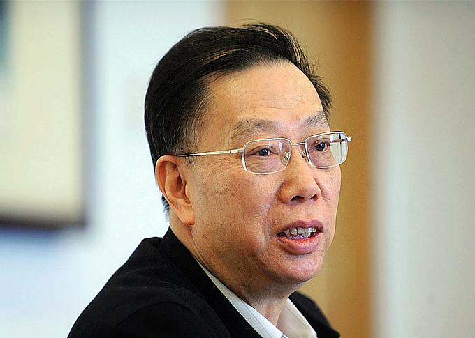 Professor Huang Jiefu