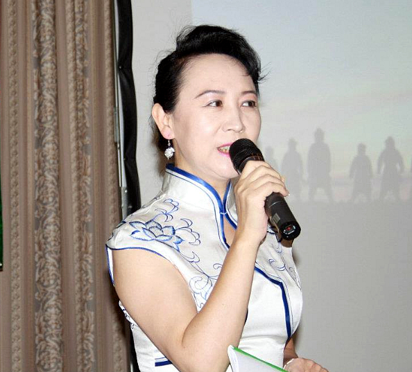 Human Rights Advocate Ms Xue Sheng Targeted With Lies And Baseless Allegations From China's Regime.