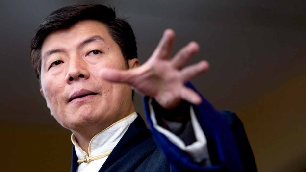 Re-Elected, Lobsang Sangay To Promote The Surrender Of Tibet