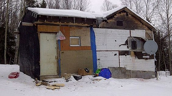 Housing for Manitoba's native peoples is among Canada's most deprived