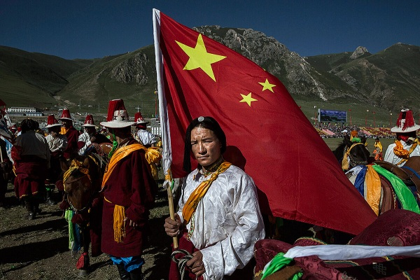 Tibet Terrorized By China's State Engineered Mass-Psychosis