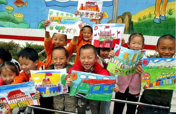 Tibet's Children Face Another 'Patriotic' Brainwashing Program