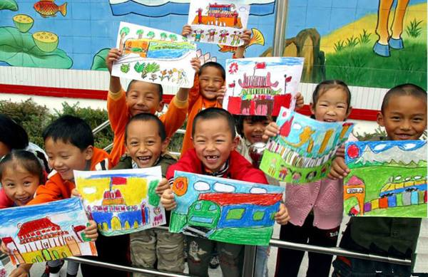 Tibet's Children Face Another 'Patriotic' Brainwashing Program