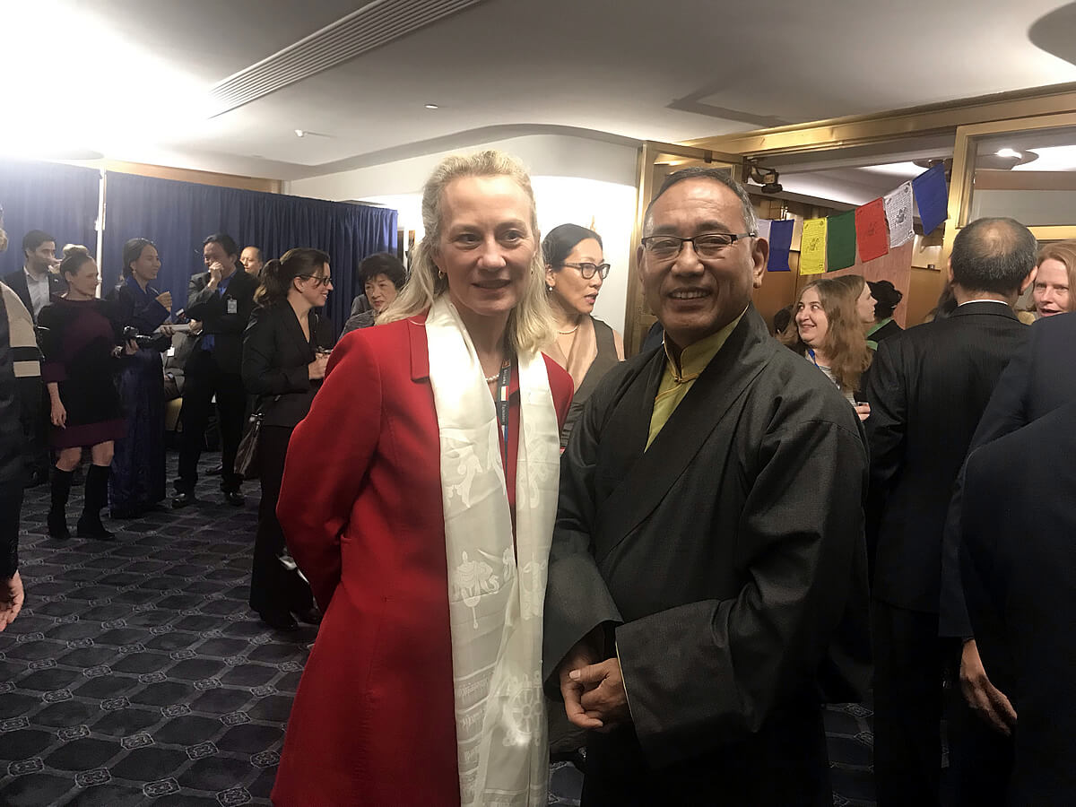 Tibet-A Taboo Word Within The State Department