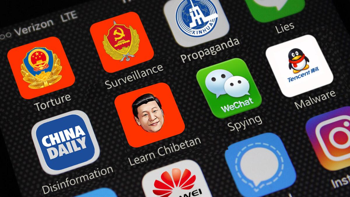 Chinese Regime's Latest App Eroding Tibet's Language