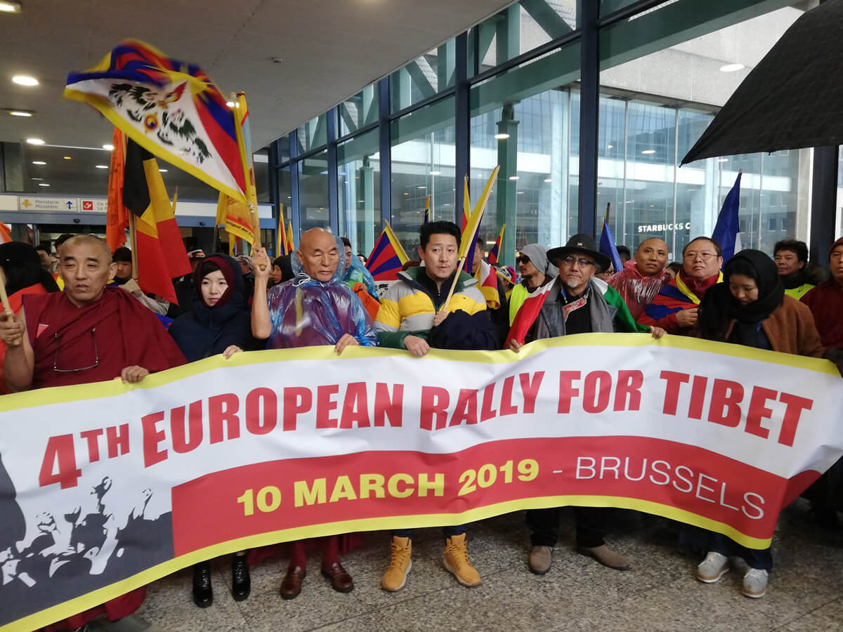 A Note To Journalists On Tibet Uprising Day