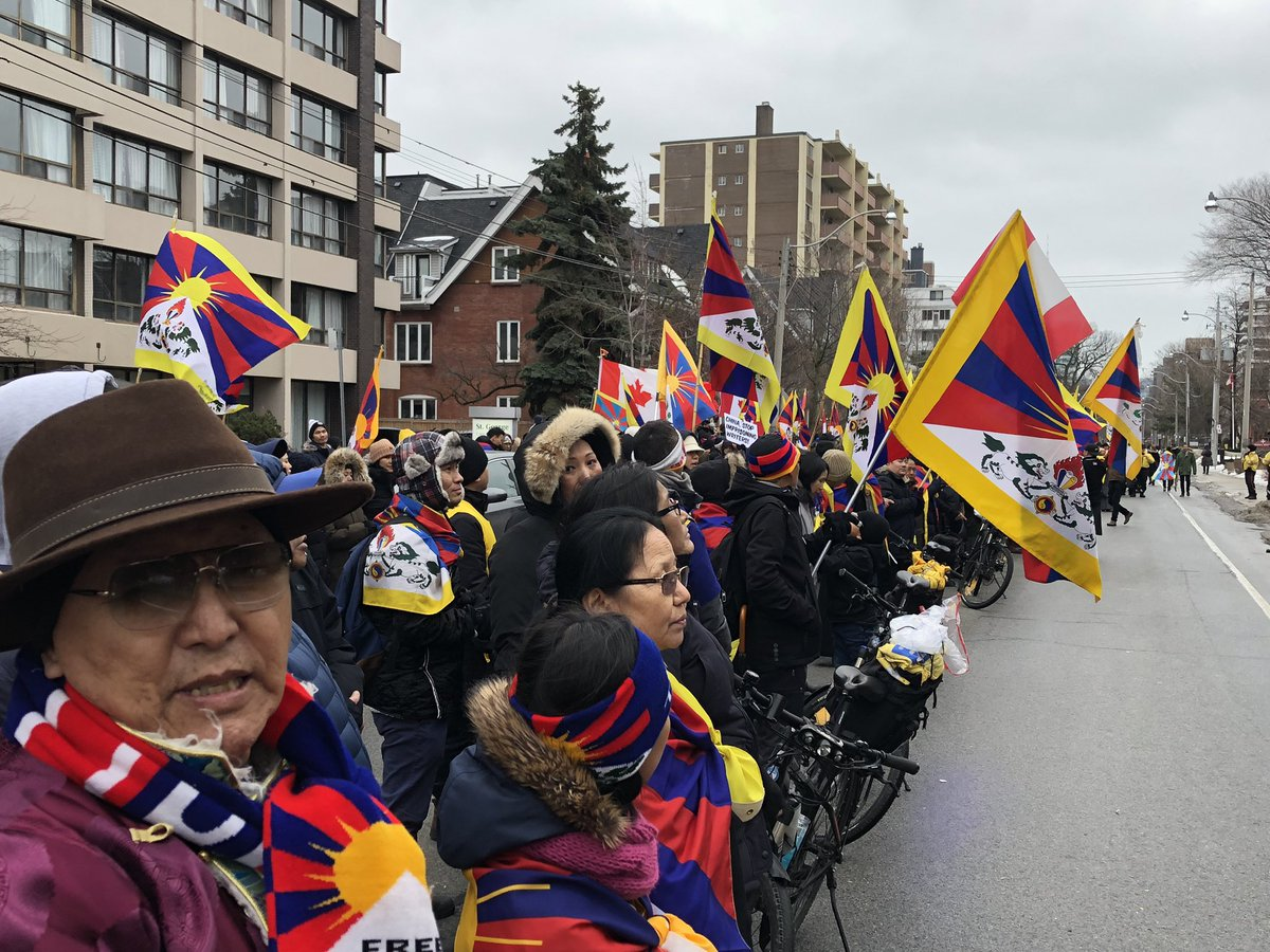 Awesome Day Of Global Action For Tibet