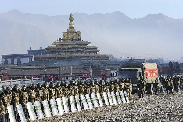 Tibet's Six Decade Lockdown Intensifies Ahead Of March 10