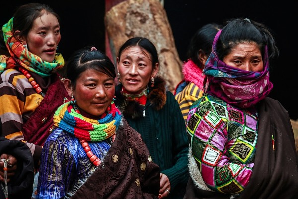 International Women's Day Staying Mum On Plight Of Tibet's Women