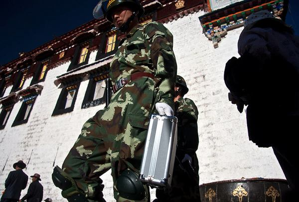 Constant Oppression Makes Tibet An Open Prison