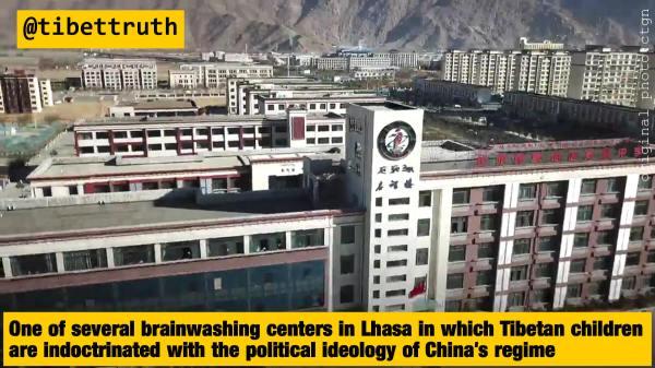 The Brainwashing Of Tibet's Children
