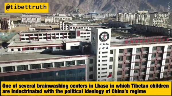 The Brainwashing Of Tibet's Children