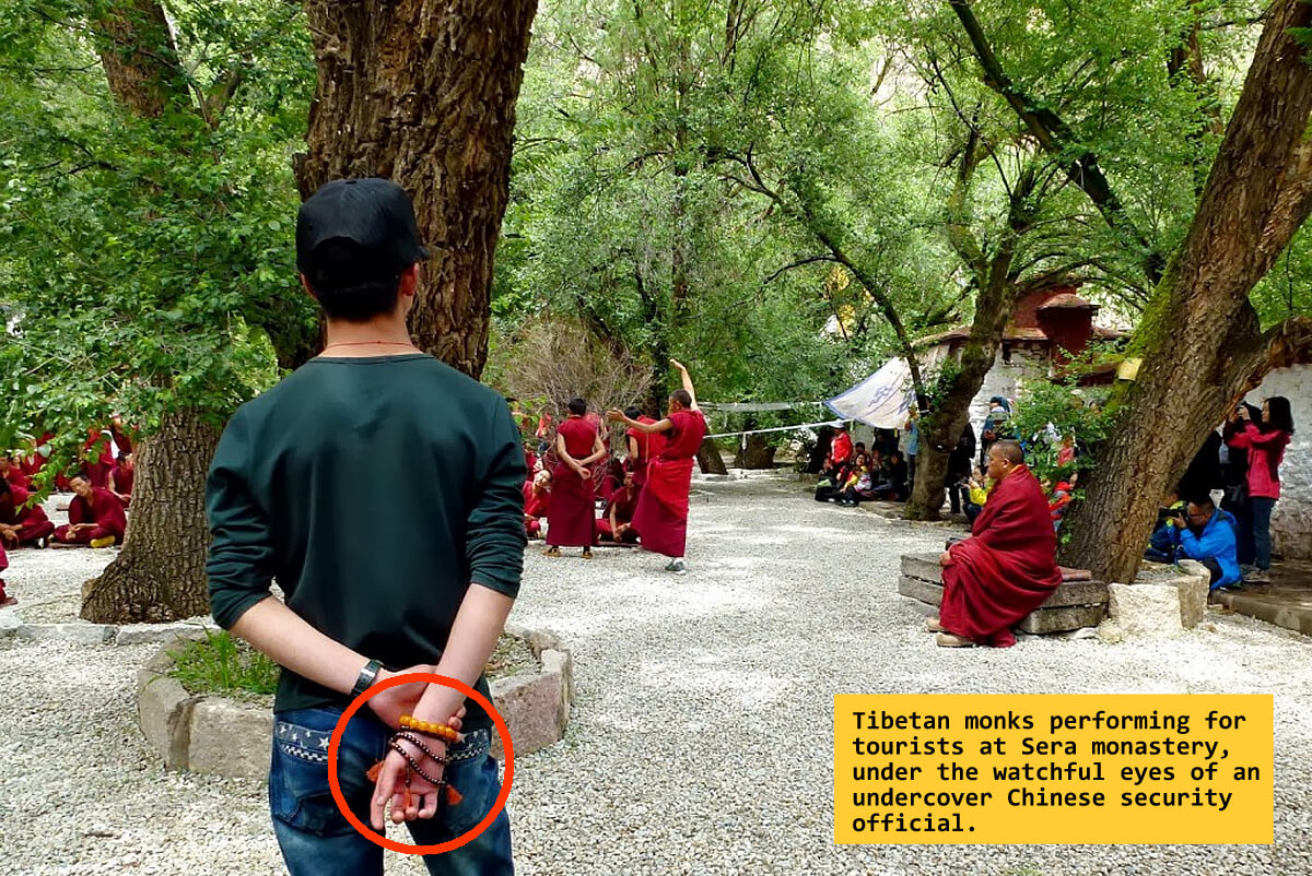 Tibet's Buddhism Placed In Chains By China's Thought-Police