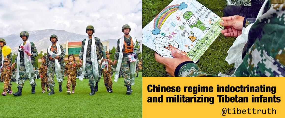 China's Psyop War Against Tibet