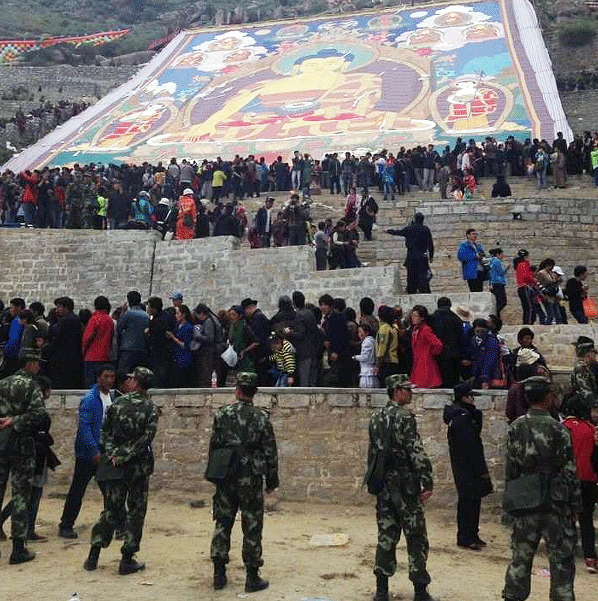 Latvian Academic Peddles China's Deceptions On Buddhism In Tibet