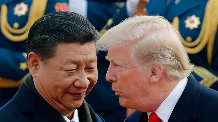 Trump Fakes Positive Relations WIth China And Offers Hazardous Reversal On Huawei