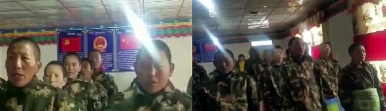 Tibetan Nuns Beaten To A Pulp For Crying During Forced Indoctrination