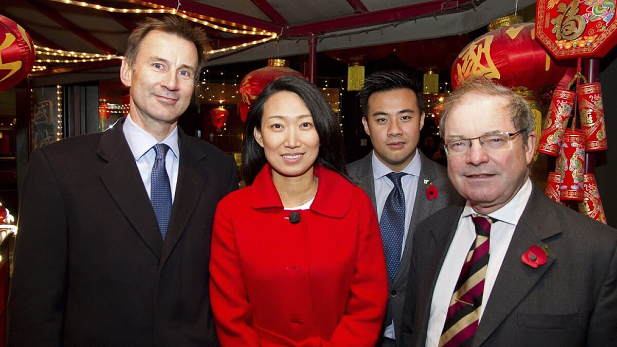 UK's Pro-China Foreign Secretary Offers Empty Threat On Hong Kong