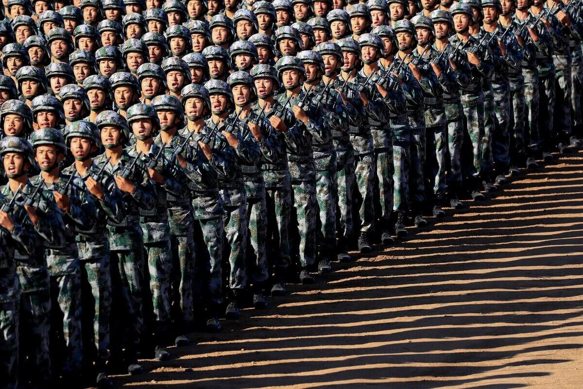 China's National Day Glorifying A Brutal Dictatorship