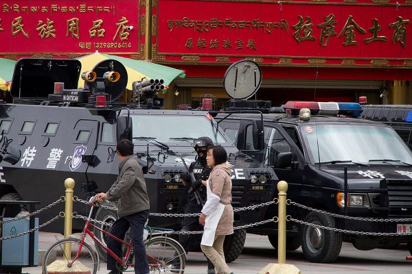 The Chinese Psychopath Who Turned Tibet Into A Surveillance Nightmare