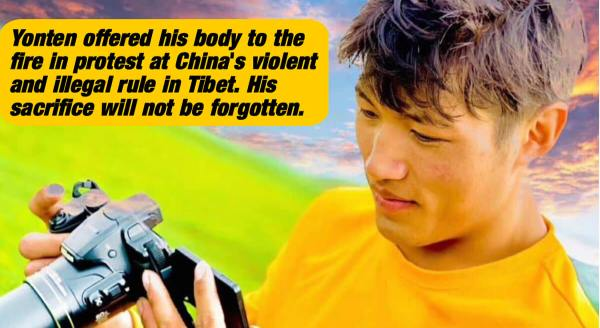 Another Tibetan Burns In A Decade Of Self-Immolation Protests In Tibet