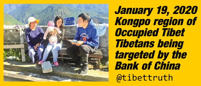 China Releases Loan Sharks To Feed Off Tibet