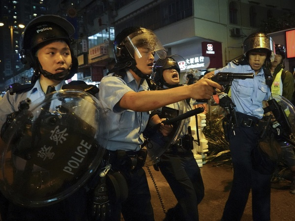 UK Betrayal On Hong Kong (Like Tibet) Is A Greed-Driven Policy Failure