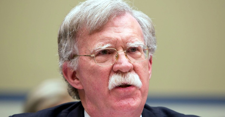 John Bolton Knows Very Well That US Administrations Have Long Been Complicit In China's Torture And Tyranny